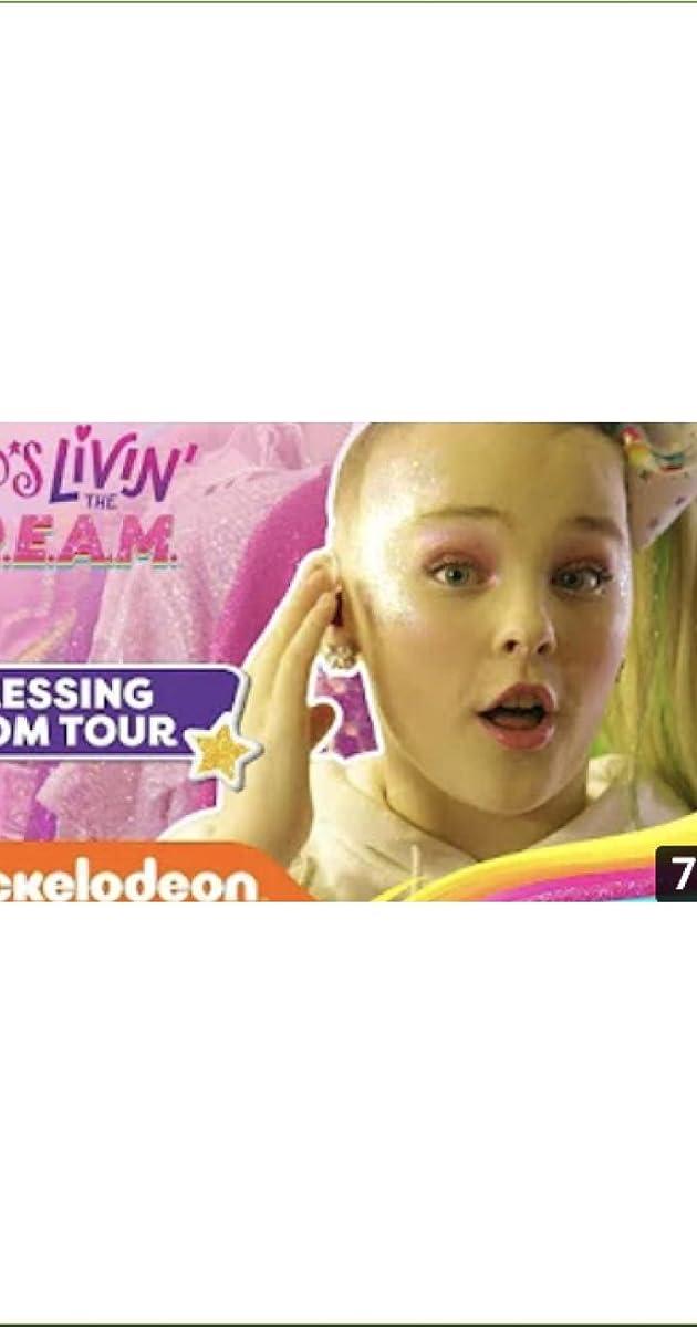 Jojo S Livin The D R E A M Tour Jojo Siwa S Dressing Room Tv Episode 2019 Imdb