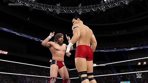 WWE 2K15: Release Trailer