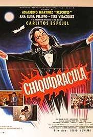 Chiquidrácula Poster
