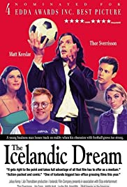The Icelandic Dream Poster