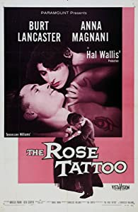 English movies website free download The Rose Tattoo [2048x2048]
