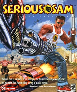 Serious Sam: The First Encounter download movies