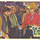 I. Stanford Jolley, Robert Livingston, Bud Osborne, and Harry Tenbrook in Ghost-Town Gold (1936)