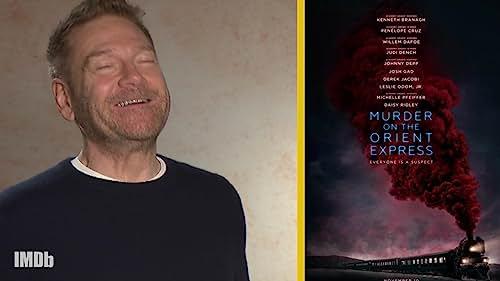 Kenneth Branagh on His IMDb Best-Known Movies