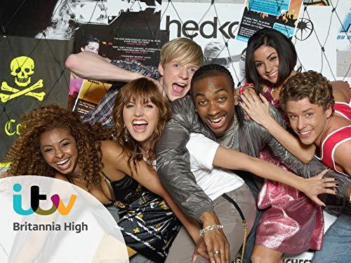 Britannia High (2008)