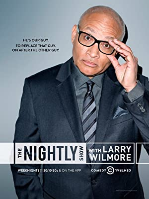 Where to stream The Nightly Show with Larry Wilmore