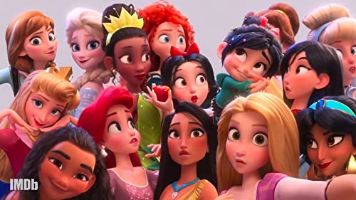 How That Happened: The Disney Princess Reunion in 'Ralph Breaks the Internet'