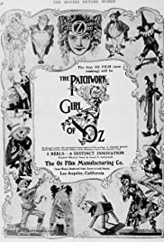The Patchwork Girl of Oz(1914) Poster - Movie Forum, Cast, Reviews