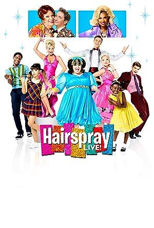 Hairspray Live! film Poster