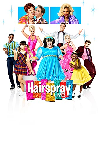 Hairspray Live! (TV Movie )