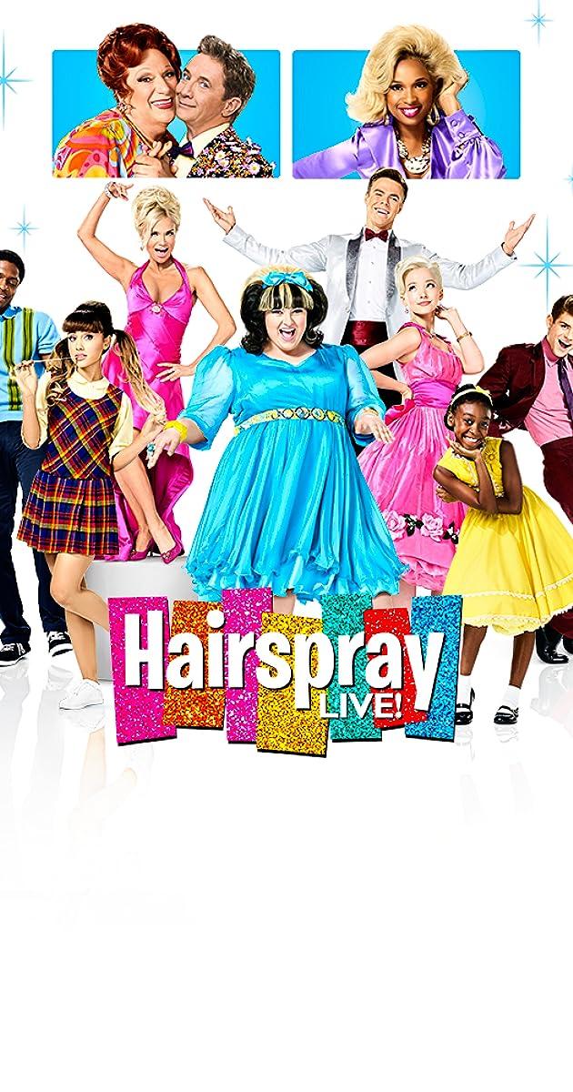 Hairspray Live! (TV Movie 2016) - IMDb