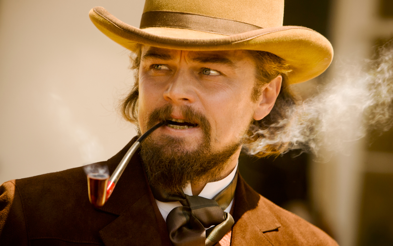 Leonardo DiCaprio in Django Unchained (2012)
