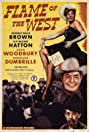 Flame of the West (1945) Poster
