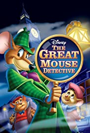 Basil the Great Mouse Detective Poster