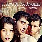 Álvaro Cervantes, Llorenç González, and Astrid Bergès-Frisbey in El sexo de los ángeles (2012)