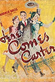 Here Comes Carter Poster