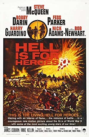 Where to stream Hell Is for Heroes