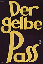 Yellow Pass Poster