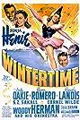Wintertime (1943) Poster