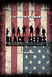 Black Seeds: The History of Africans in America Poster