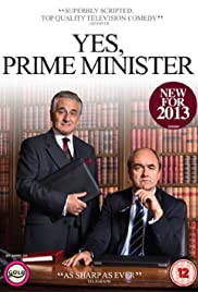 Yes, Prime Minister Poster - TV Show Forum, Cast, Reviews