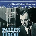Bobby Henrey and Ralph Richardson in The Fallen Idol (1948)