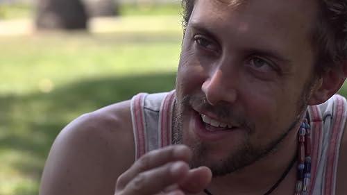 Chris Osborn in The Suneater
