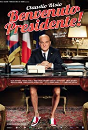 Welcome Mr. President Poster