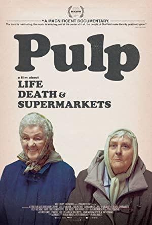 Where to stream Pulp: A Film About Life, Death & Supermarkets