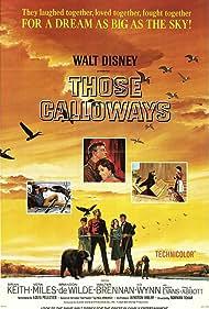 Those Calloways (1965) Poster - Movie Forum, Cast, Reviews