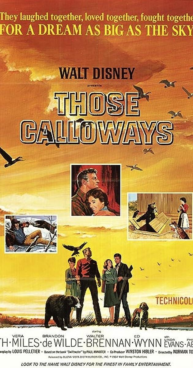 Subtitle of Those Calloways