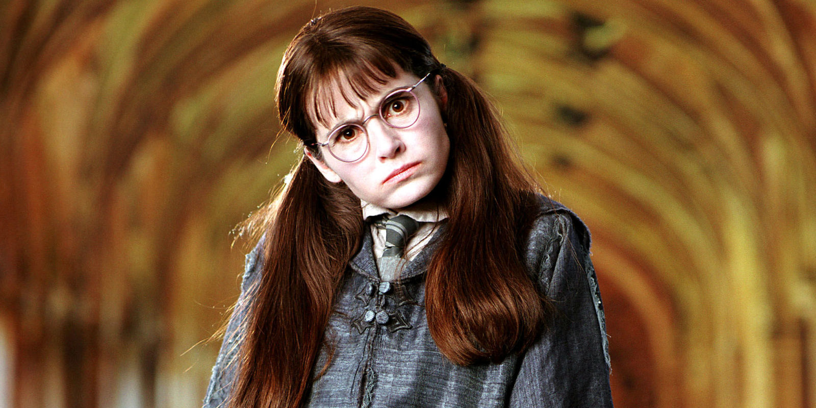 Shirley Henderson in Harry Potter and the Chamber of Secrets (2002)