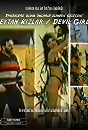Seytan kizlar (1987) with English Subtitles on DVD on DVD