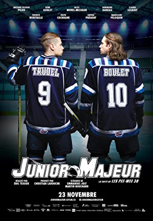 Where to stream Junior Majeur