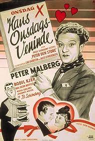 Peter Malberg in Hans Onsdagsveninde (1943)