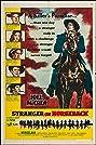 Stranger on Horseback (1955) Poster
