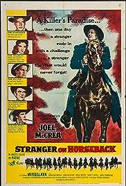 Stranger on Horseback Poster