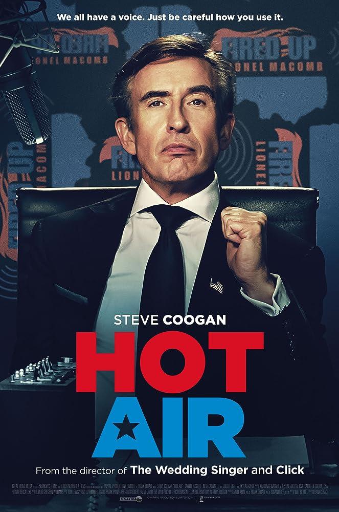 Hot Air (2019) English 720p HDRip 800MB | 300MB Download