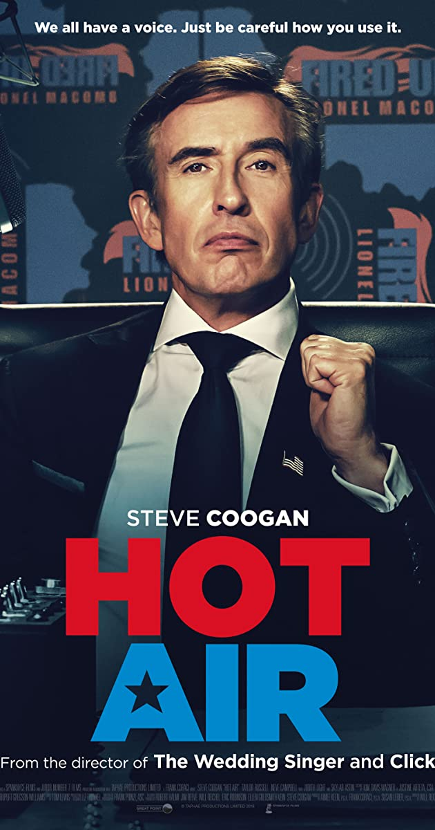 Subtitle of Hot Air