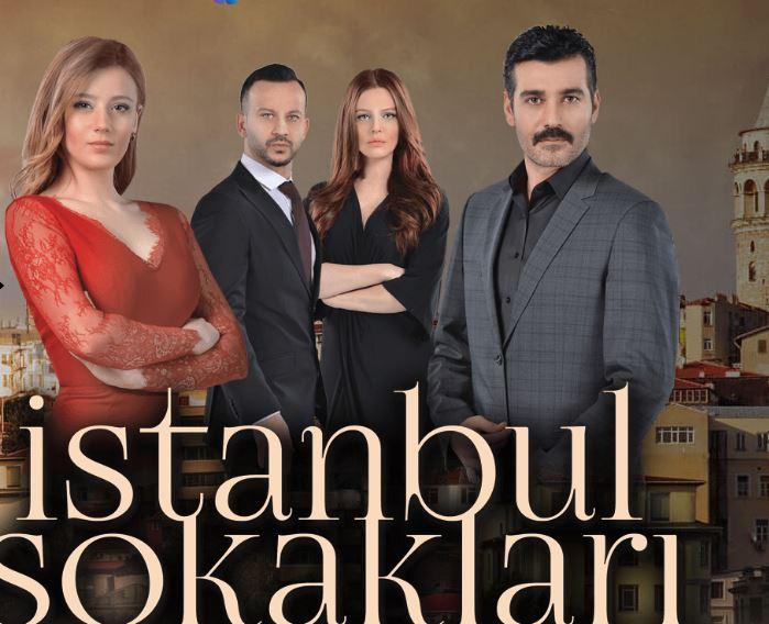 دانلود زیرنویس فارسی سریال Istanbul Sokaklari