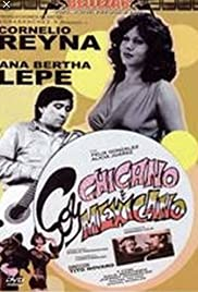 Soy chicano y mexicano Poster