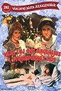 Lille Luj och Änglaljus i strumpornas hus (1983) Poster