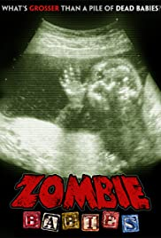 Zombie Babies Poster
