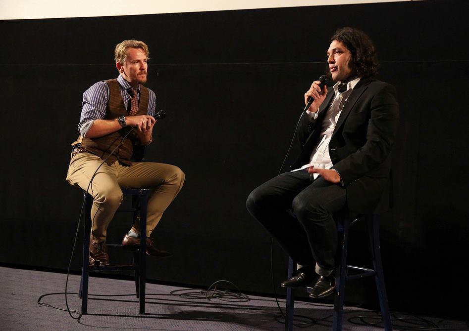 Die Vermessung der Welt at American Cinematheque with composer Enis Rotthoff