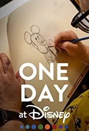 One Day at Disney Poster