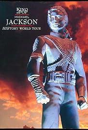 Michael Jackson: HIStory Live Poster