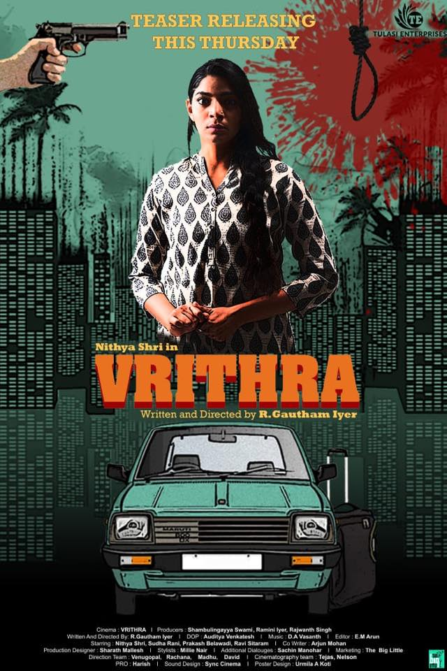 Vrithra 2019 Kannada 500MB WEB-DL ESub Download