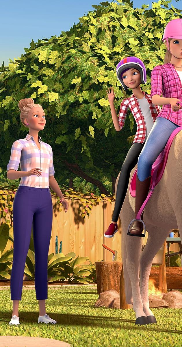 Quot Barbie Dreamhouse Adventures Quot The Great Pioneer Adventure