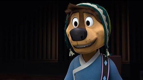 Trailer for Rock Dog