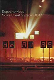 Depeche Mode: Some Great Videos 81>85 Poster